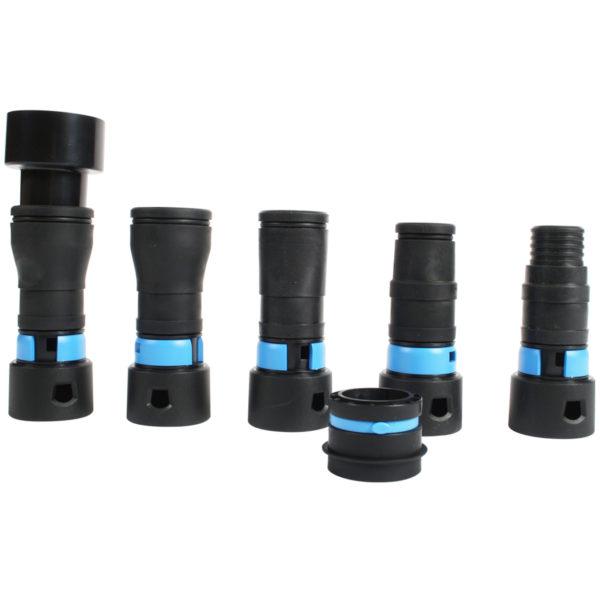 95237– 32mm (1.25″) Five-Piece Power Tool Adaptor Set (19-58mm)