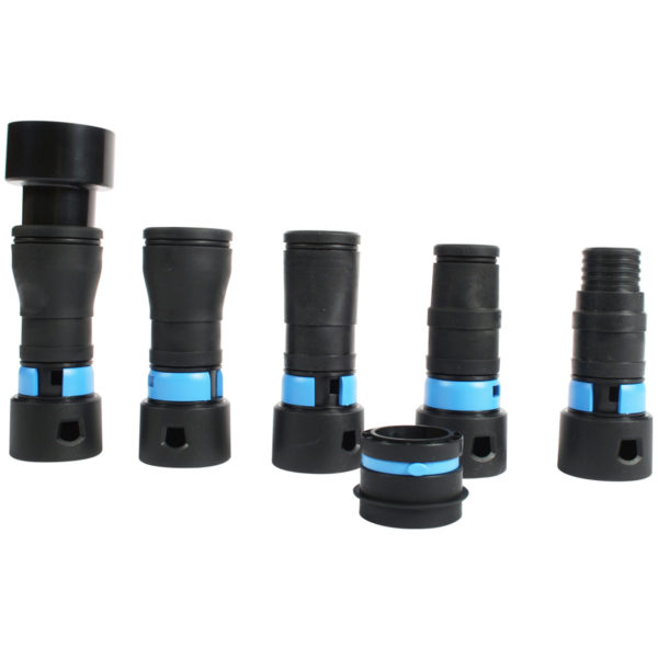 95237– 32mm (1.25″) Five-Piece Power Tool Adaptor Set (19-58mm)