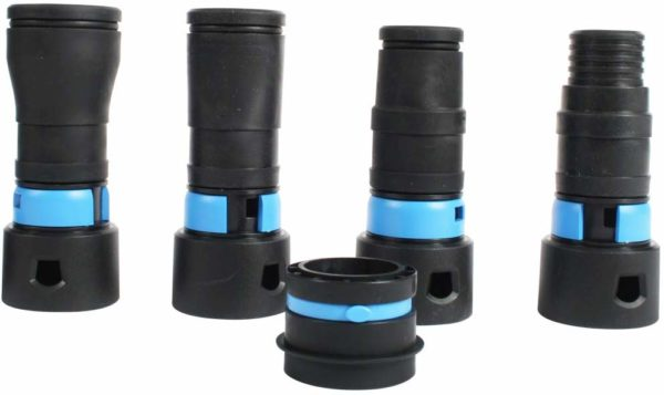 "95248 - 32mm (1.25"") Four Piece Power Tool Adaptor Set (19-48mm)"
